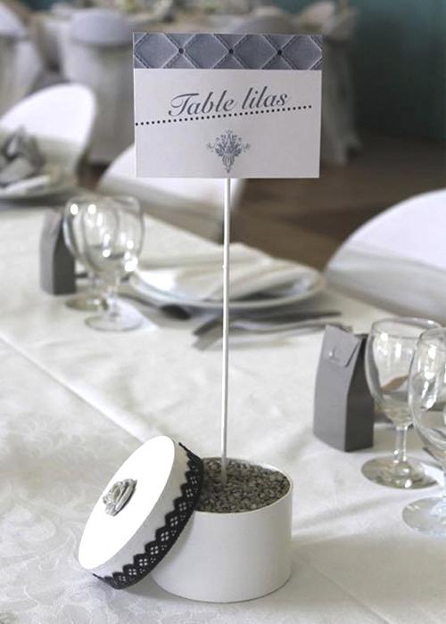 location salle louviers nom de table